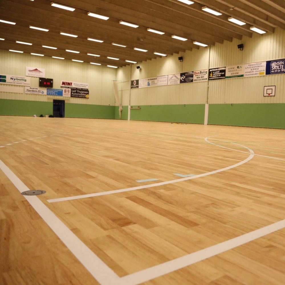 parchet sportiv interior